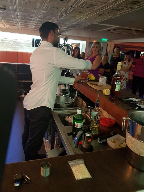 Cocktail Classes In Cornwall