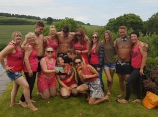 garden parties - uk