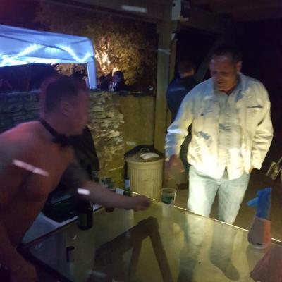 cocktail bar Devon