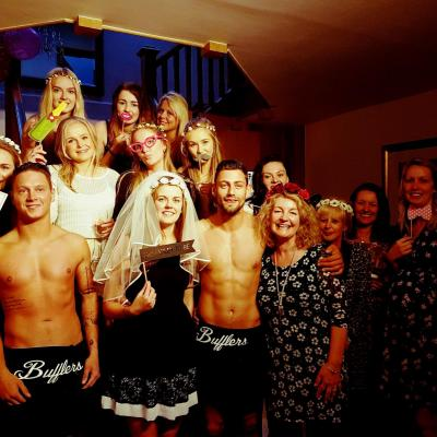 butlers in the buff Yorkshire