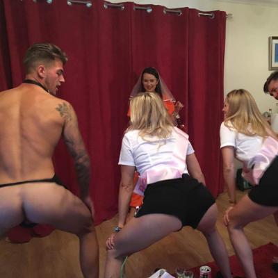 Twerking Butlers