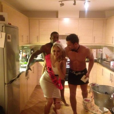 butler in the buff Bournemouth