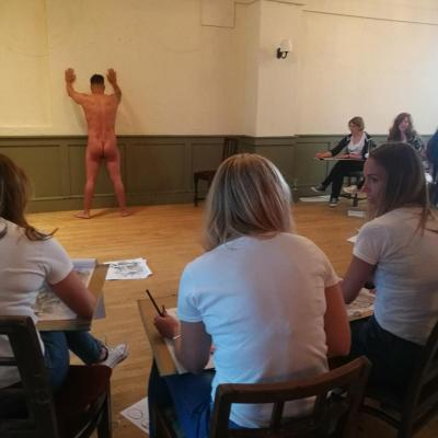 life drawing bognor regis