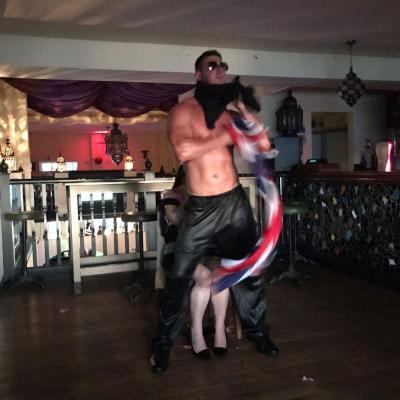 Bournemouth Stripper