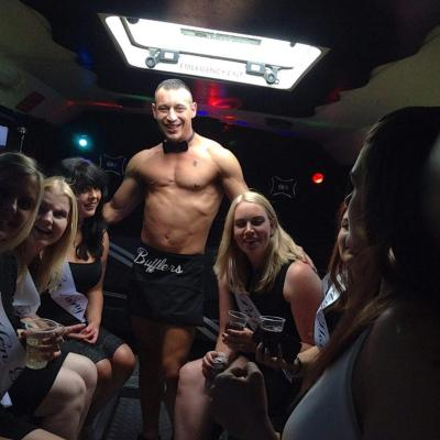 Bufflers party buses