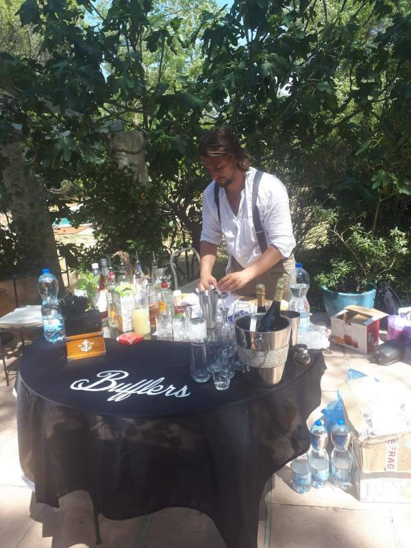 cocktail class/portable bars - uk & europe