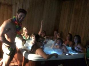 hot tubs - bufflers