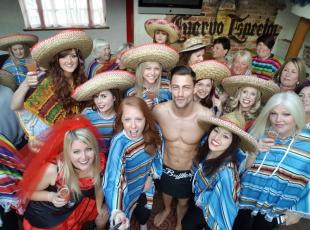 Buff Butlers - Hen Party Ideas