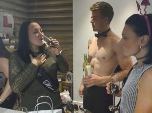 wine tasting - uk & europe