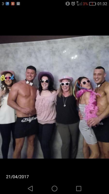 Gay strip club las vegas